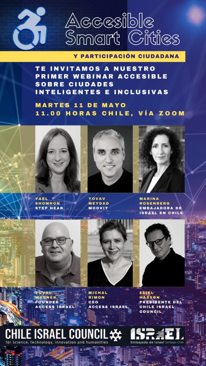 Accessible Smart Cities Invitation